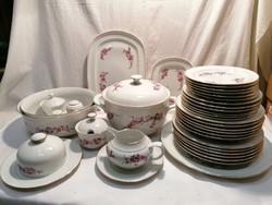 ILMenau 36 részes hibátlan , soha nem használt porcelán étkészlet