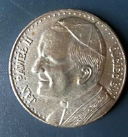 Emlékérem II. J. P. Pápa