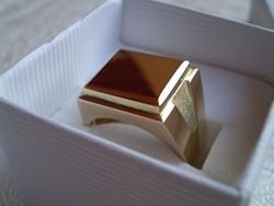 14k arany férfi gyűrű