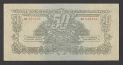 50 pengő 1944. EF++!!  GYÖNYÖRŰ!!