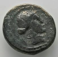 Görög -Lydia Sardes bronz  3.15gr/15mm