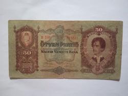 50 Pengő 1932 !!  ( 3 )