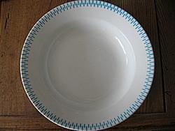 Retro antik WILHELMSBURG tányér