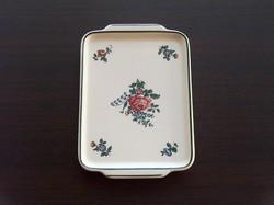 Igen szép Villeroy&Boch majolika asztalközép, kínáló, tálka