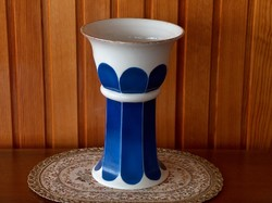 Hibátlan Bavaria porcelán váza