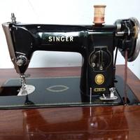 Singer varrógép 215G