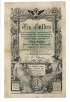1 forint / gulden 1866 1.