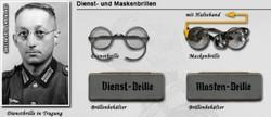Wehrmacht Masken-brille
