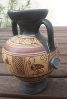 Antik Görög váza geometrikus kor