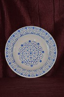 Telkibányai fali tányér 01  ( DBZ 0069 )
