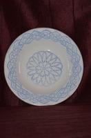 Telkibányai fali tányér 03  ( DBZ 0069 )