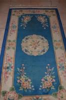 Csoda szép színvilágú gyapjú szőnyeg 01