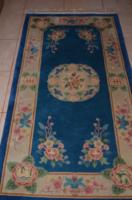 Csoda szép színvilágú gyapjú szőnyeg 02