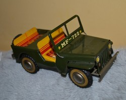 Land Rover Jeep MF-722