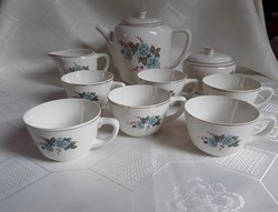 2890- Gránit teás készlet