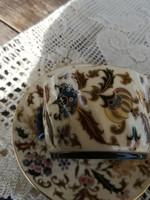 Zsolnay perzsamintás csésze
