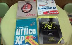 4 db retro Computerbook