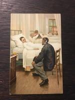 Geoffroy: Kórházi látogatás / Stenge 29013