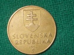 1 Korona Szlovák 1994 !
