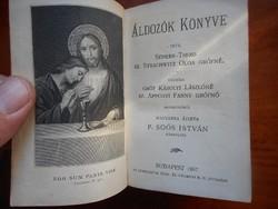 Áldozók könyve, első kiadás 1907