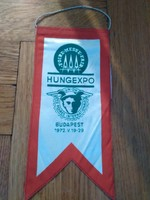RITKA! Retro Hungexpo 1972.V.19-29. zászló