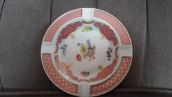 Bavaria porcelán hamutál, rózsaszín