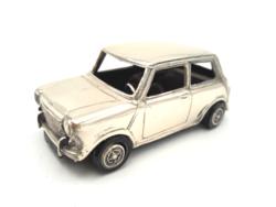 Gyűjtőknek!! Ezüst Mini Cooper 1965-ös 94 g