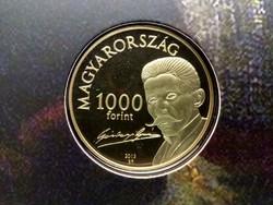 UNC magyar forgalmi sor 2013 BP PP - Gárdonyi Géza születésének 150. évfordulójára / id 10254/