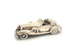 Ezüst Mercedes 540 K 44,5 g 925-ös finomság