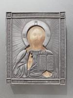 Régi ikon vallási fali kép falidísz