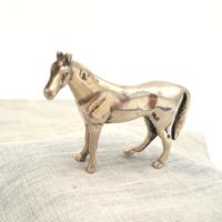 Csodás ezüst ló 45,2 g