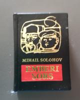 Minikönyv - Solohov: Emberi sors