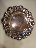 Hólygos ezüst tál 146g