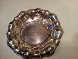 Hólyagos ezüst tál