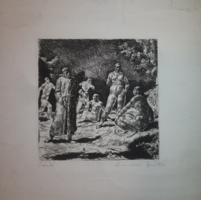 Tarjáni Simkovics Jenő: Térítő, 1924