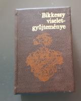 Minikönyv - Bikkessy viseletgyűjteménye 1816-1820