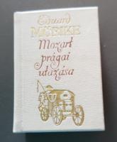Minikönyv - Eduard Mörike: Mozart prágai utazása