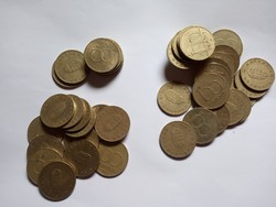 100 Forint 1994-1995-1996  ! 48 darab !!!