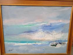 Festmény, olaj -vászon