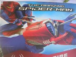 Karra csatolható - pókember fegyver - bontatlan - Angliából