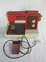 Retró Pico Juanita játék varrógép eredeti dobozában