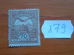70 FILLÉR 1916 Turul a Szent István korona felett 179#