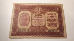 1918Venti 20 Líra