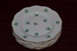 6 db Herendi süteményes kis tányér  ( DBZ 00110 )