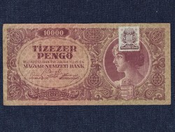 Háború utáni inflációs sorozat (1945-1946) 10000 Pengő bankjegy 1945 / id 11857/