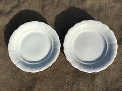 Drasche antik tányérok Zsolnay forma