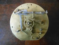 Felesütős bieder kandalló óra szerkezet