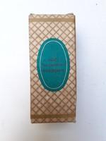 Retro KHV rúd borotvaszappan régi doboz