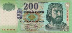 200 Forint 1998 FB - UNC