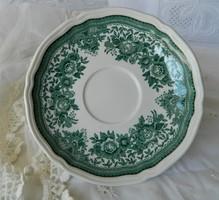 Villeroy & Boch Fasan csésze alátét kistányér, zöld